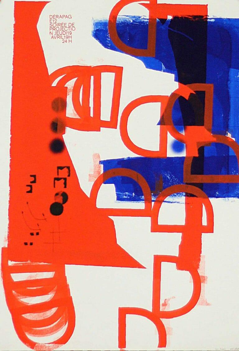 Derapage archive D12 Affiche 04 vignette