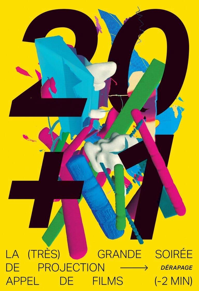 derapage archive d21 affiche